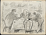[James Penney's New York Sketchbook sketch 108]