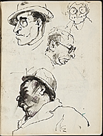 [James Penney's New York Sketchbook sketch 111]