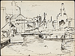 [James Penney's New York Sketchbook sketch 113]