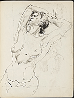 [James Penney's New York Sketchbook sketch 115]