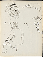 [James Penney's New York Sketchbook sketch 117]