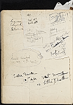 [James Penney's New York Sketchbook sketch 122]