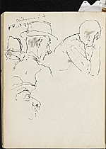 [James Penney's New York Sketchbook sketch 116]