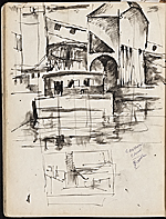 [James Penney's New York Sketchbook sketch 110]