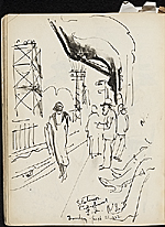 [James Penney's New York Sketchbook sketch 101]