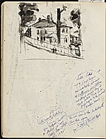 [James Penney's New York Sketchbook sketch 76]