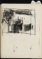 [James Penney's New York Sketchbook sketch 72]