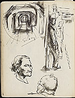 [James Penney's New York Sketchbook sketch 62]