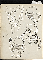 [James Penney's New York Sketchbook sketch 60]