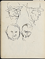 [James Penney's New York Sketchbook sketch 58]