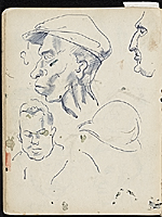 [James Penney's New York Sketchbook sketch 42]