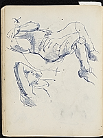 [James Penney's New York Sketchbook sketch 37]
