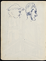 [James Penney's New York Sketchbook sketch 18]