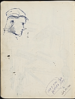 [James Penney's New York Sketchbook sketch 16]