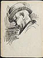 [James Penney's New York Sketchbook sketch 7]