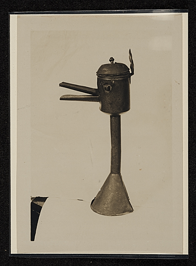 Funnel prop used by John Frederick Peto