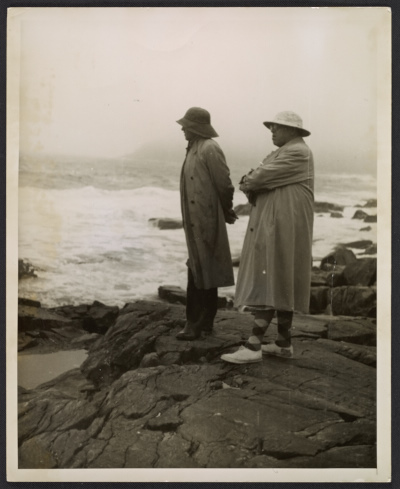 Andrew Wyeth and N.C. Wyeth