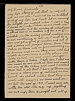 Horace Pippin, West Chester, Pa. letter to unidentified recipient