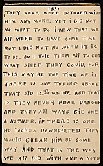 [Horace Pippin memoir of his experiences in France during World War I 45]
