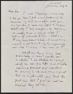 Mark Rothko letter to Lee Krasner