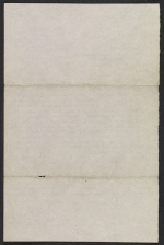 [Dr. Violet Staub de Laszlo letter to the Examining Medical Officer of the Selective Service System verso 1]