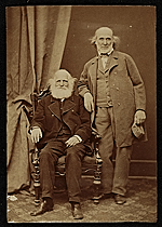 Hiram Powers and William Cullen Bryant