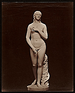 original plaster of Eve Disconsolate