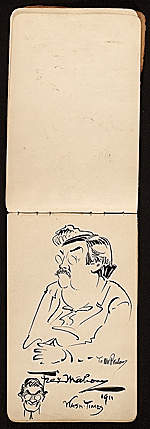 [James D. Preston autograph book 3]