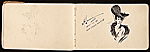 [James D. Preston autograph book 6]