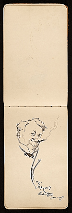 [James D. Preston autograph book 15]