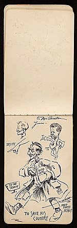 [James D. Preston autograph book 21]