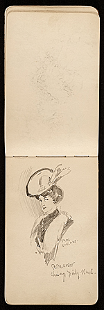 [James D. Preston autograph book 22]