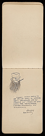 [James D. Preston autograph book 23]