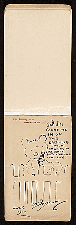 [James D. Preston autograph book 62]