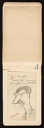 [James D. Preston autograph book 66]
