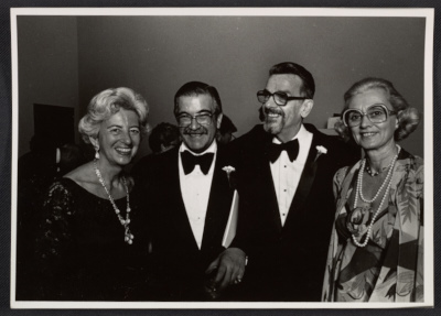 Miriam Handler, George Aguirre, Kenneth W. Prescott, and Emma-Stina Prescott