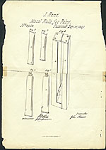John Goffe Rand patent, Improvement in the Construction of Vessels or Apparatus for Preserving Paint, & c.