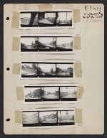 [Abraham Rattner cross country travel photographs page 2]