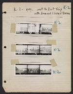 [Abraham Rattner cross country travel photographs page 3]