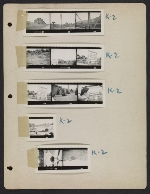 [Abraham Rattner cross country travel photographs page 5]