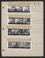 [Abraham Rattner cross country travel photographs page 9]