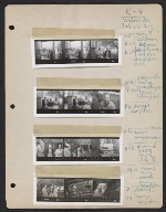 [Abraham Rattner cross country travel photographs page 10]