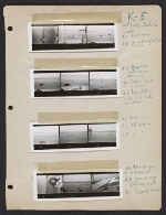[Abraham Rattner cross country travel photographs page 12]