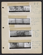 [Abraham Rattner cross country travel photographs page 14]