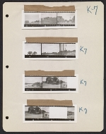 [Abraham Rattner cross country travel photographs page 19]