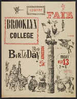Announcement for Brooklyn College