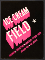 Advertisement for the October 1939 special issue of the magazine Ice cream field