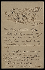 [Ethel May Klink Myers, Carmel, N.Y. letter to Mary Fanton Roberts 2]