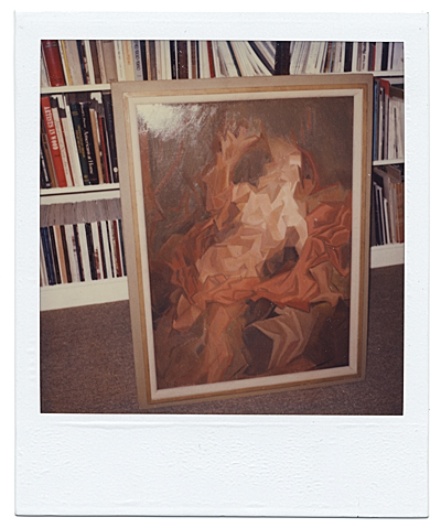 Polaroid of Venus by Manierre Dawson