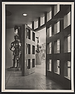 Entrance foyer to the John-Frederics showroom designed by T.H. Robsjohn-Gibbings